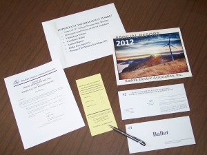 KEA's 2013 Voting Packet