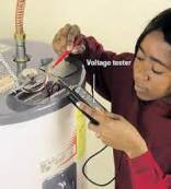 Installing an Electric Water Heater
