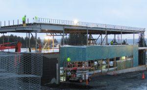 KEA New Headquarters Building - January 16, 2015