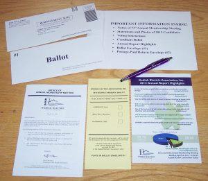 KEA's 2015 Voting Packet