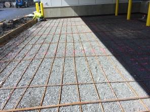Almost Pouring Concrete