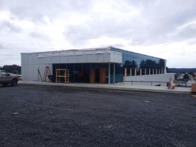 Front Entrance - July 2015