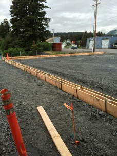 Prepping for Paved Parking