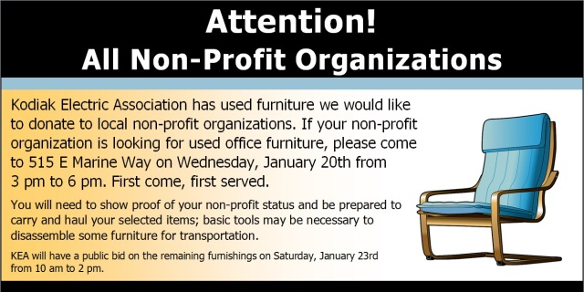 KEA Non-Profit Furniture Donations
