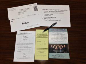 KEA's 2016 Voting Packet
